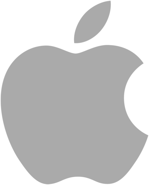 apple logo png19668